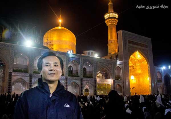 سفیر کره جنوبی در ایران از موزه مرکزی حرم مطهر امام رضا(ع) بازدید کرد