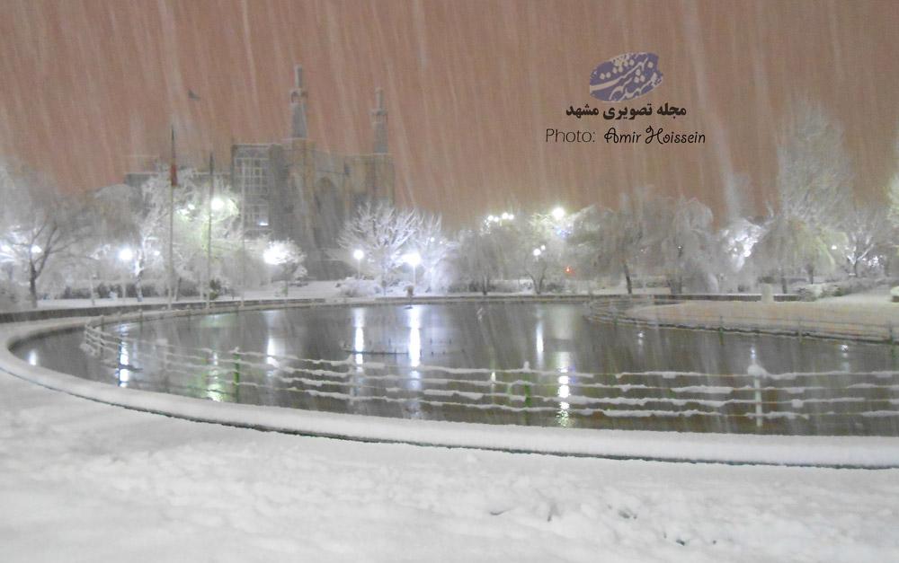 مسجد امام خمینی جاهد شهر