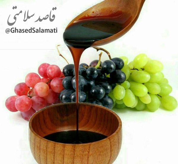 خواص انگور و شیره انگور طبیعی