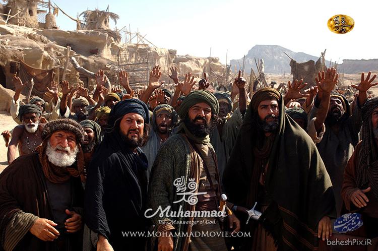 پوستر جدید 2018 فیلم محمد رسول الله
